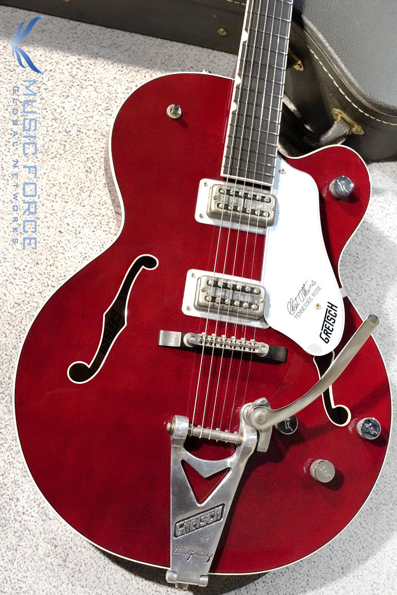 [Used] Gretsch G6119 Chet Atkins Tennessee Rose(2008년산/EXC+급중고)