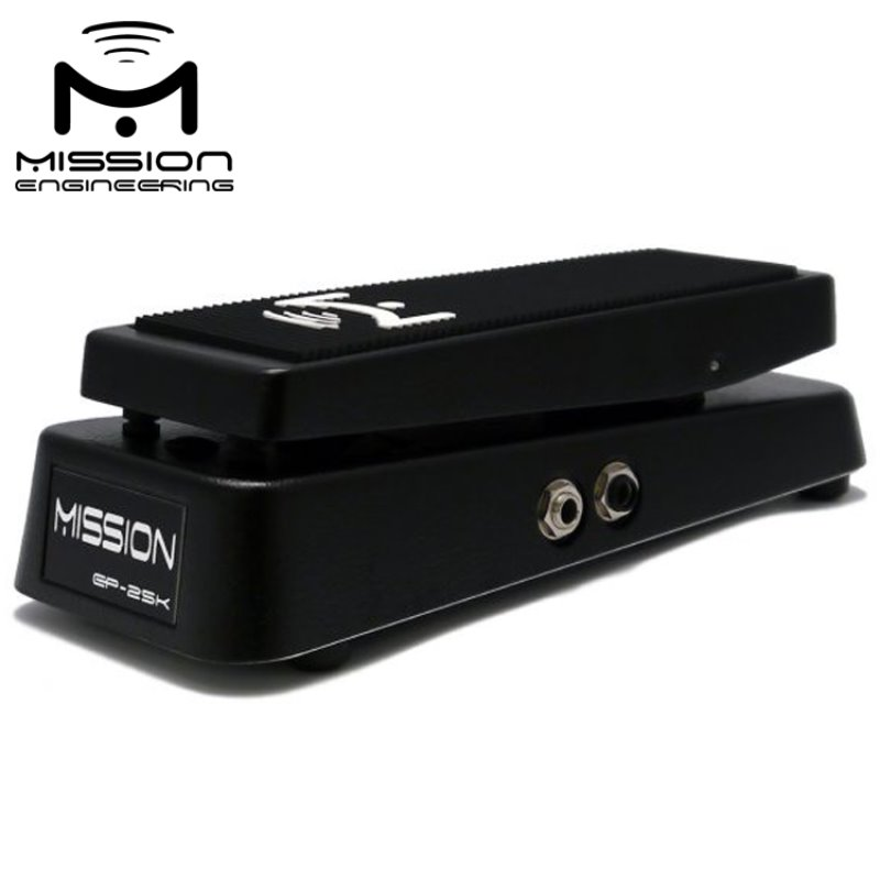 Mission Engineering EP-25K-BK Expression Pedal for Eventide, Strymon, TC Electronics and Moog 이븐타이드, 스트라이몬 익스프레션