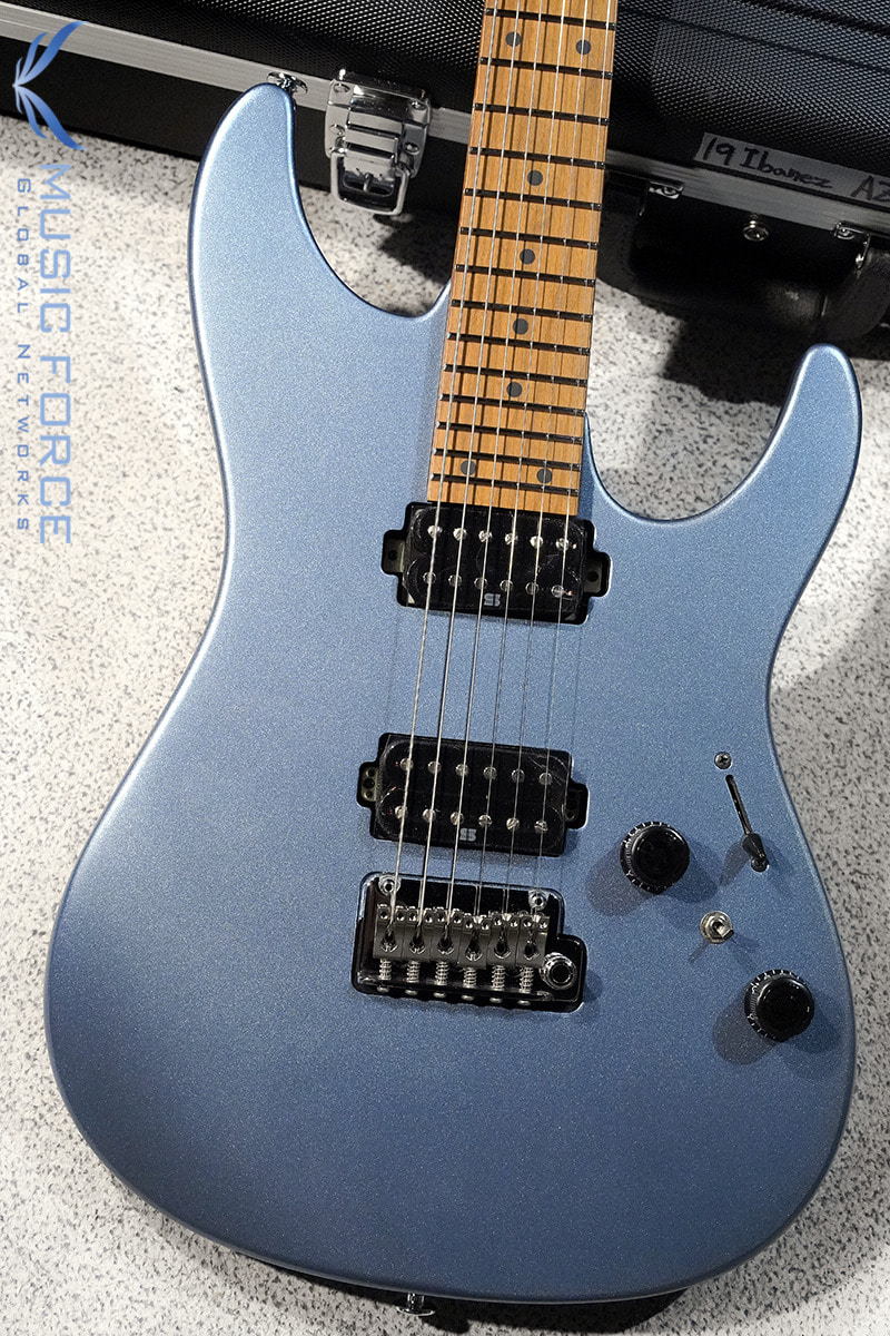 [특별세일] Ibanez AZ Prestige AZ2402-Ice Blue Metallic (Made in Japan/2019년산/신품)