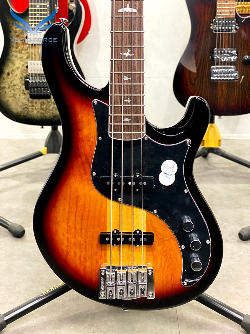 [Outlet 신품(Blem)특가!!!] PRS SE 2021 Model Kestrel Bass-Tri Color Sunburst (신품) - CTIC77044