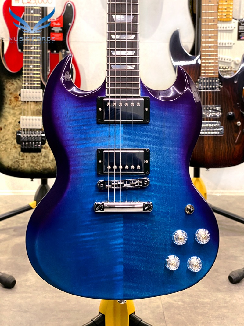 [Outlet 신품(Blem)특가!!!] Gibson USA SG Modern-Blueberry Burst (신품) - 228600343
